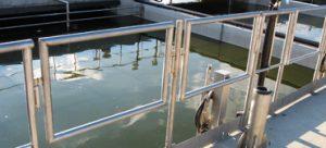 Wyposażenie zbiorników oczyszczalni ścieków